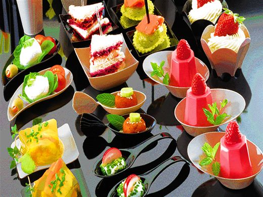 Curso Online de Receitas para Finger Food