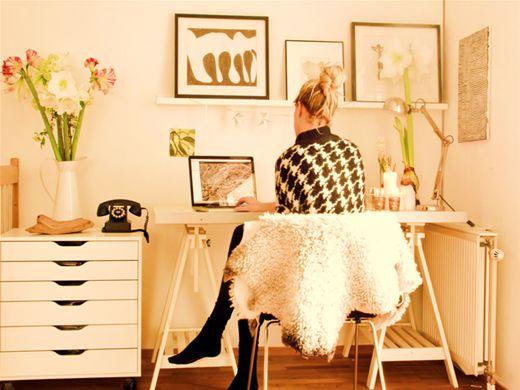 Curso Online de Organização e decoração de Home Office e Documentos