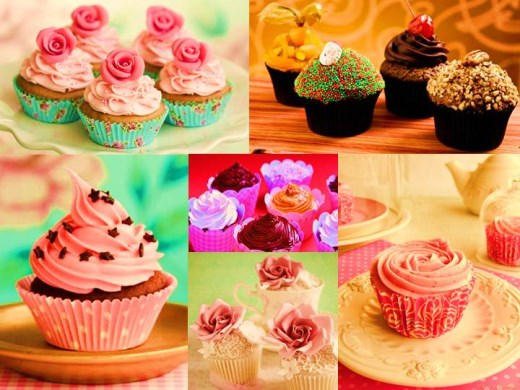 Curso Online de Cupcakes Decorados