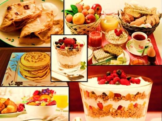 Curso Online de Receitas de Café da Manhã e Lanche
