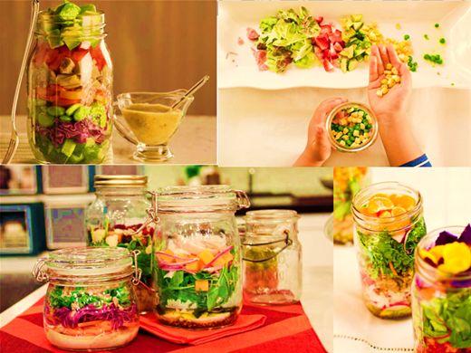 Curso Online de Salada no Pote