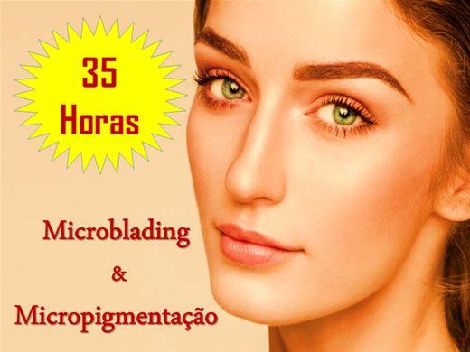 Curso Online de Microblading e Micropigmentação