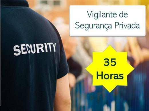 Curso Online de Vigilante de Segurança Privada