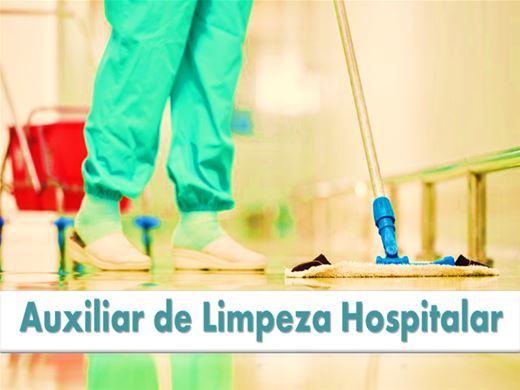 Curso Online de Auxiliar de Limpeza Hospitalar