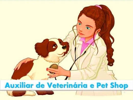 Curso Online de Auxiliar de Veterinária e Pet Shop