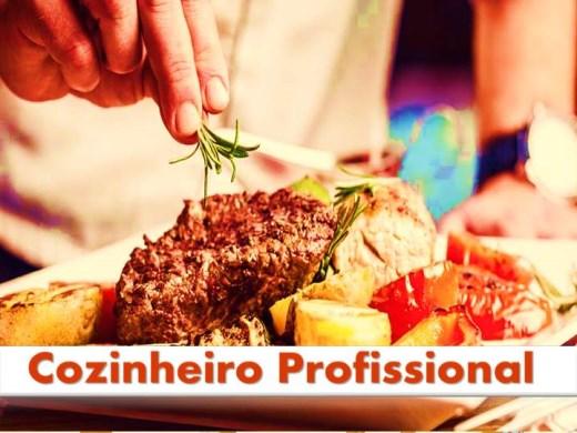 Curso Online de Cozinheiro Profissional