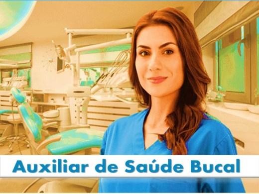 Curso Online de Auxiliar de Saúde Bucal