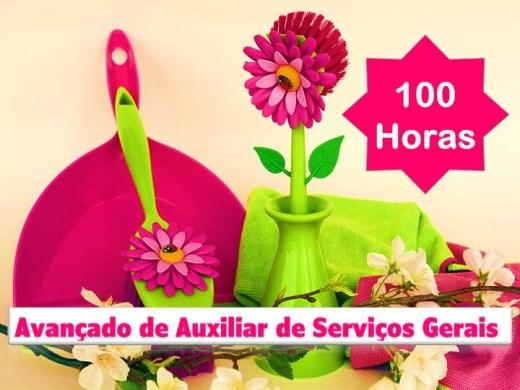 Curso Online de Avançado de Auxiliar de Serviços Gerais