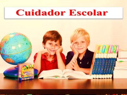 Curso Online de Cuidador Escolar