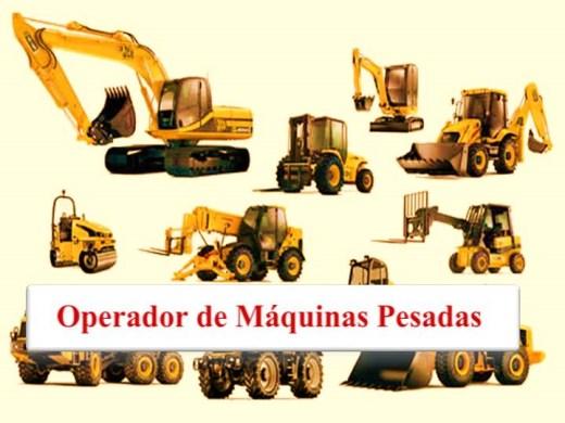 Curso Online de Operador de Máquinas Pesadas