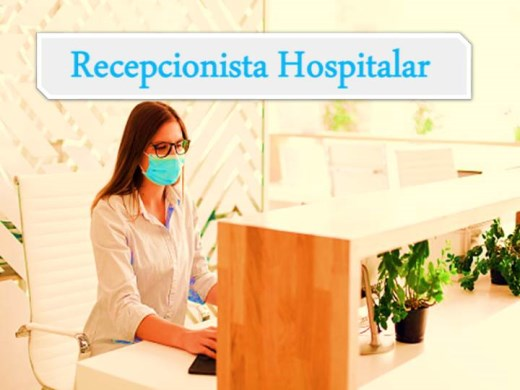 Curso Online de Recepcionista Hospitalar