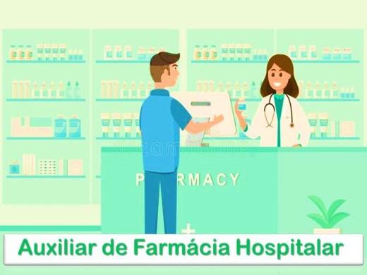 Curso Online de Auxiliar de Farmácia Hospitalar