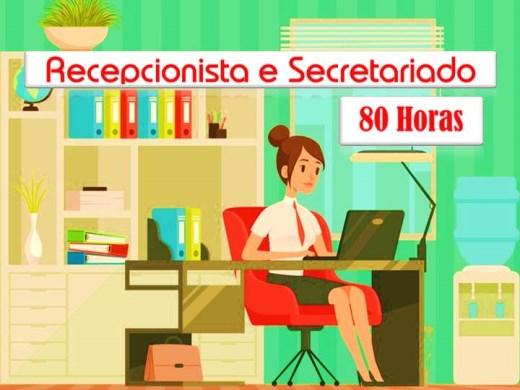 Curso Online de Recepcionista e Secretariado