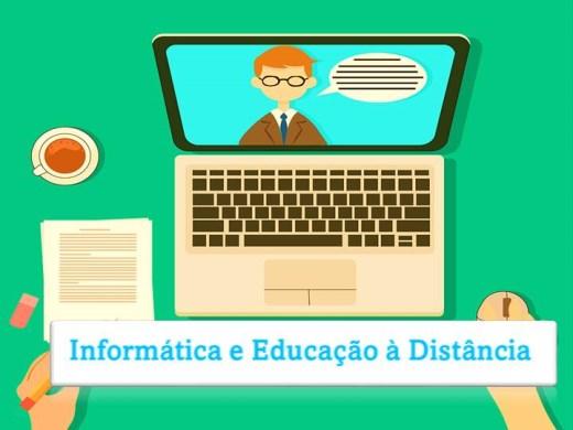 Curso Online de Informática e Educação à Distância
