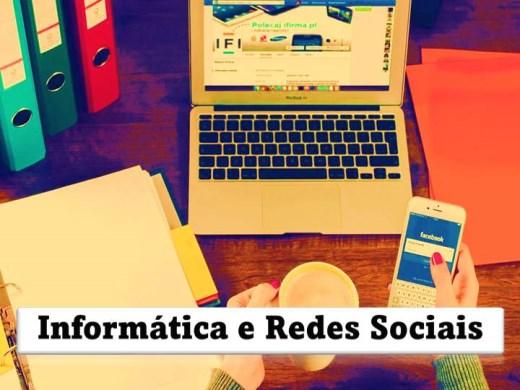 Curso Online de Informática e Redes Sociais