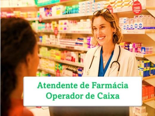 Curso Online de Atendente de Farmácia - Operador de Caixa