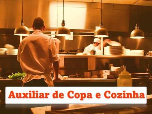 Curso Online de Auxiliar de Copa e Cozinha