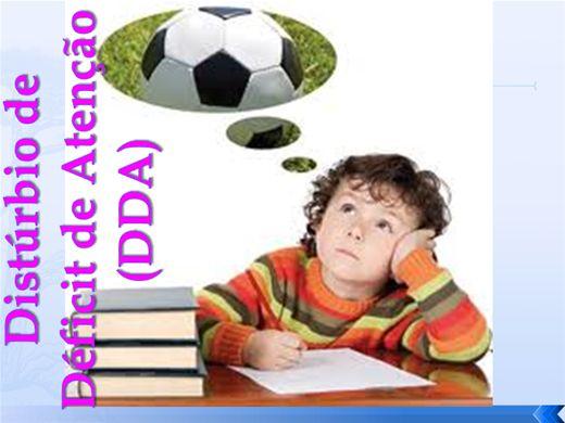 Curso Online de Distúrbio de Déficit de Atenção (DDA)
