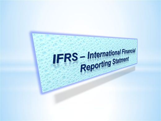 Curso Online de IFRS - International Financial Reporting Standard