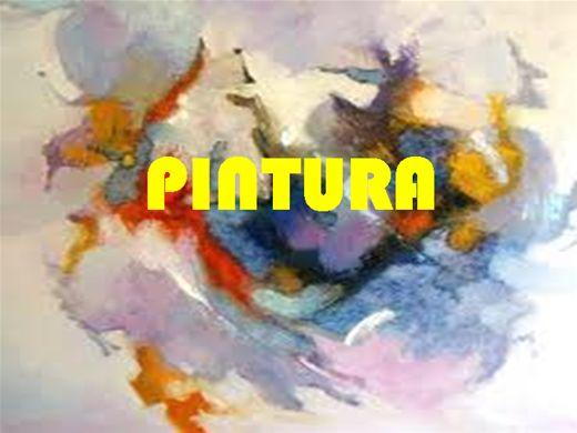 Curso online de Técnicas expressivas - a pintura