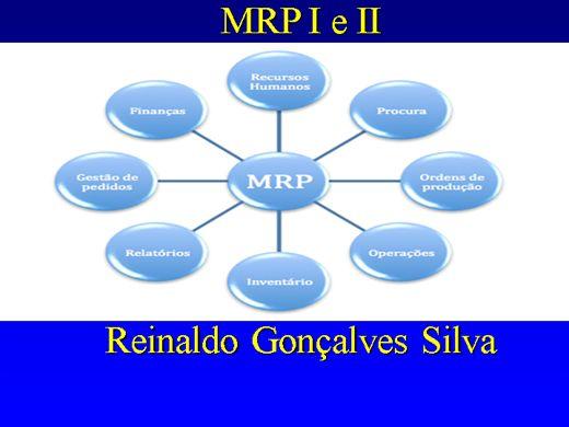 Curso Online de MRP I e II