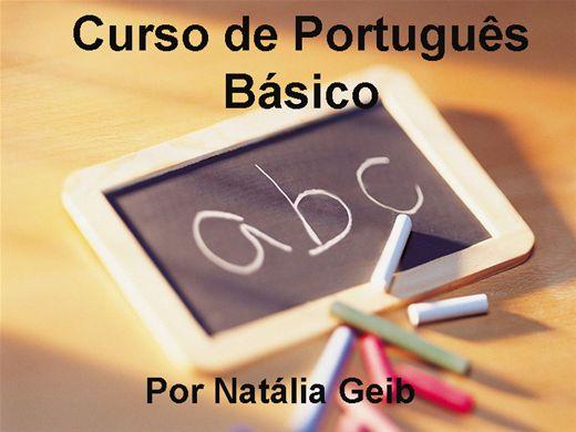 Curso Online de Português Básico Para Brasileiros
