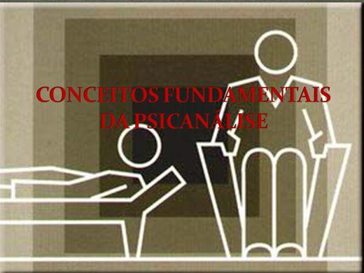 Curso Online de Conceitos Fundamentais da Psicanálise