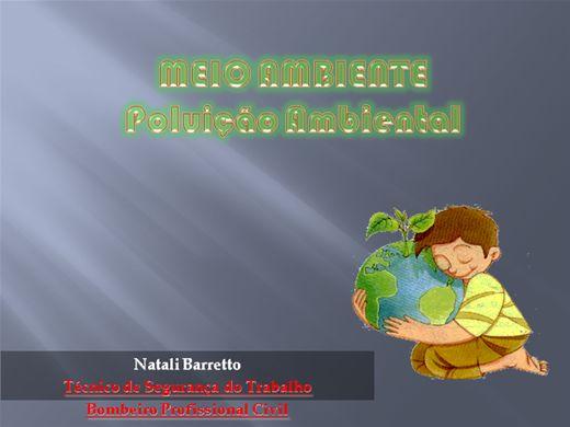 Curso Online de Meio Ambiente - Poluição Ambiental