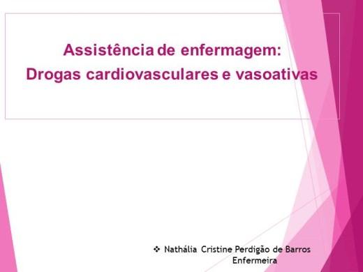 Curso Online de Drogas Vasoativas