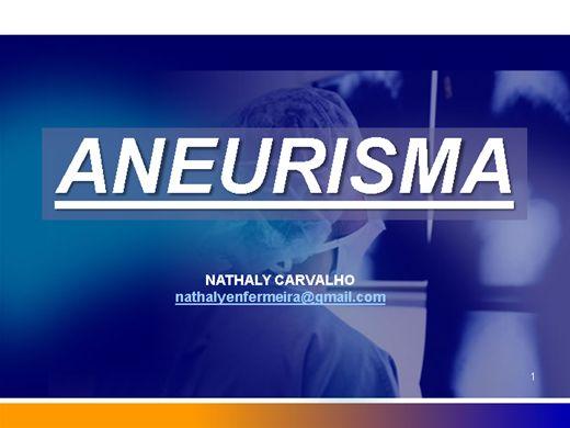 Curso Online de Aneurisma