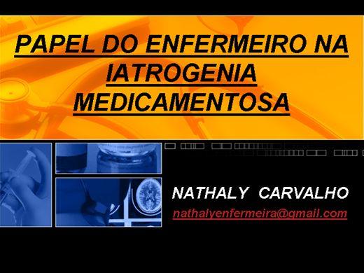 Curso Online de Papel do enfermeiro na iatrogenia medicamentosa