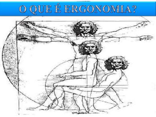 Curso Online de O que é Ergonomia?