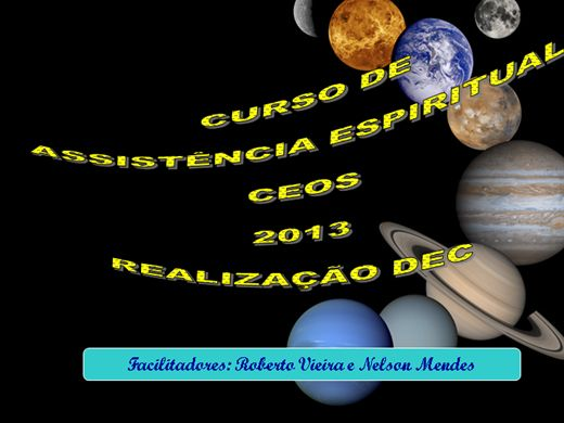 Curso Online de Assistência Espiritual