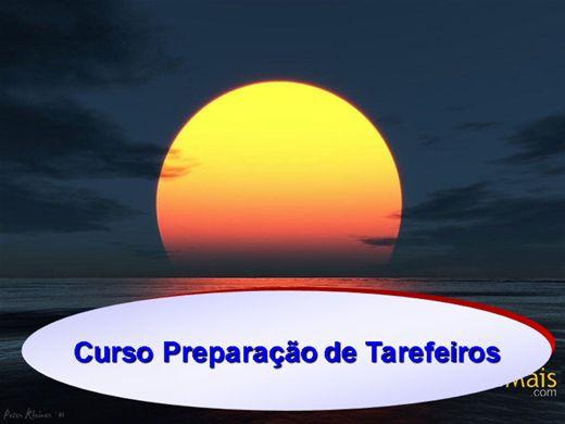 Curso Online de Preparação de Tarefeiros