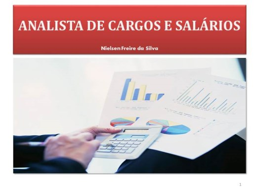 Curso Online de ANALISTA DE CARGOS E SALARIOS