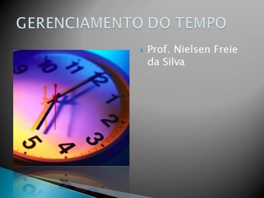 Curso Online de GERENCIAMENTO DO TEMPO