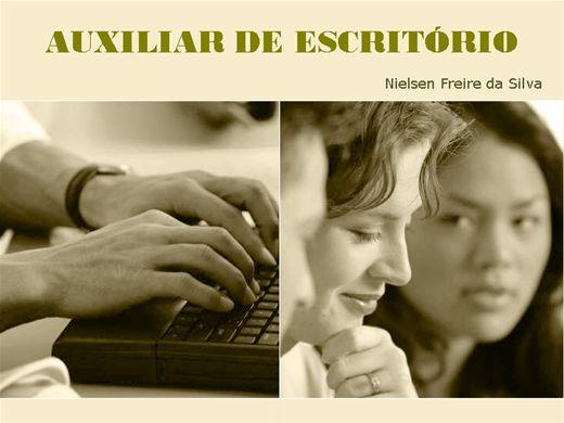 Curso Online de AUXILIAR DE ESCRITÓRIO