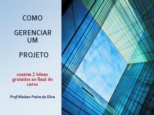 Curso Online de COMO GERENCIAR UM PROJETO
