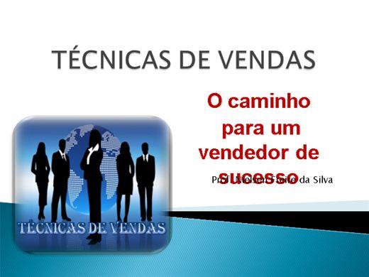 Curso Online de GESTÃO DAS VENDAS