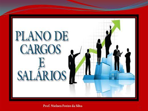 Curso Online de CARGOS E SALÁRIOS