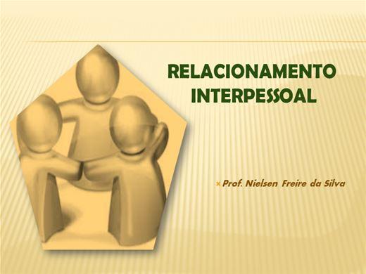 Curso Online de RELACIONAMENTO INTERPESSOAL