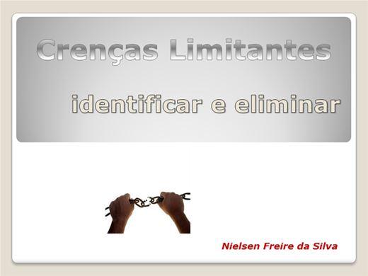 Curso Online de CRENÇAS LIMITANTES - Como identificar e eliminar
