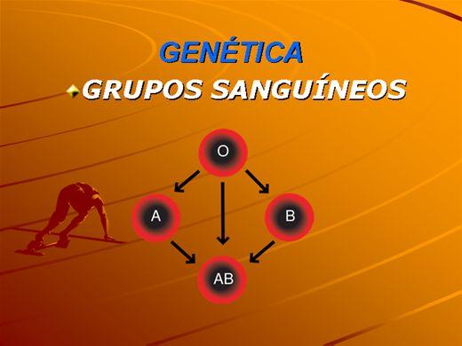 Curso Online de GENETICA. Grupos Sanguineos