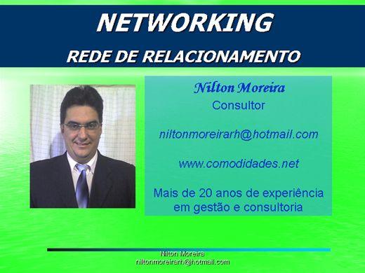 Curso Online de Networking - Rede de Relacionamento