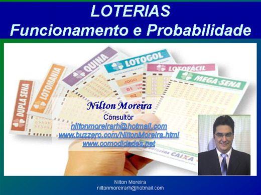 Curso Online de LOTERIAS - Funcionamento e Probabilidade