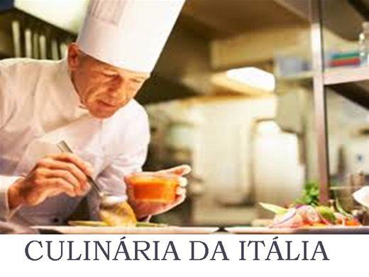 Curso Online de CULINÁRIA DA ITÁLIA