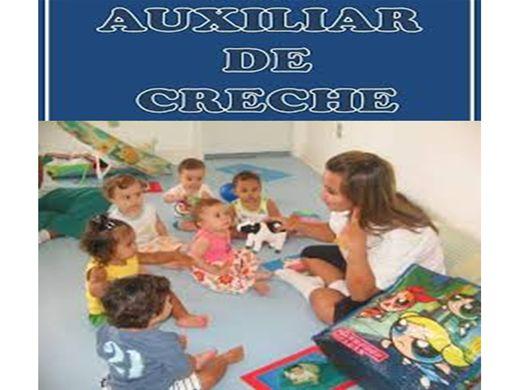 Curso Online de CAPACITAÇÃO AUXILIAR DE CRECHE