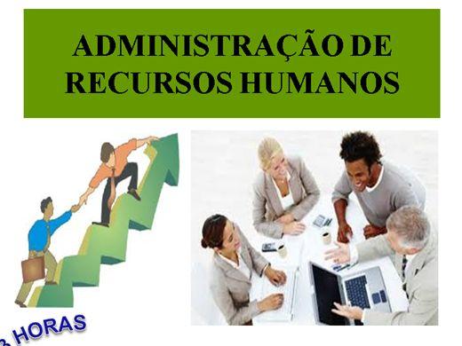 Curso Online de Administração de Recursos Humanos - 23 horas
