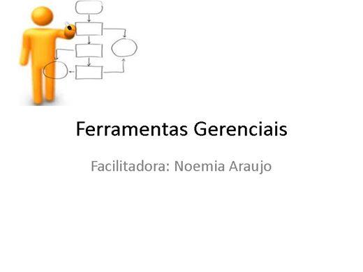 Curso Online de Ferramentas Gerenciais  aplicada para empresas públicas e privadas