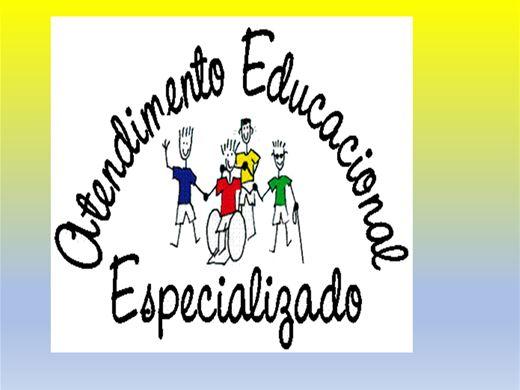 Curso Online de Atendimento Educacional Especializado sob a óptica das necessidades educacionais.